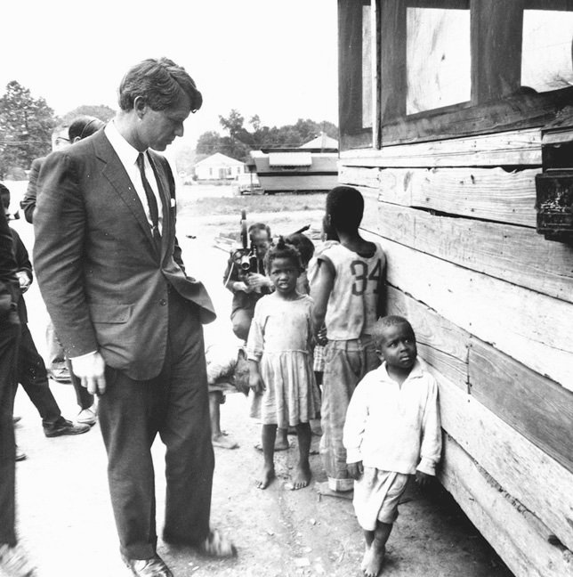 robert Kennedy in Mississippi